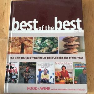 Best of the Best Annual Cookbook Awards Collection